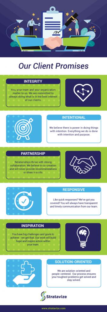 Stratavize Client Promises