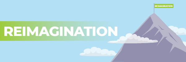 Reimagine how an organization competes